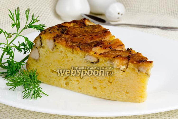 Рецепт Сырный пирог в мультиварке