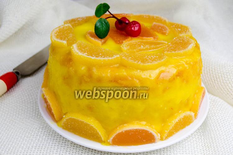 Рецепт Бисквит с лимонным кремом в мультиварке