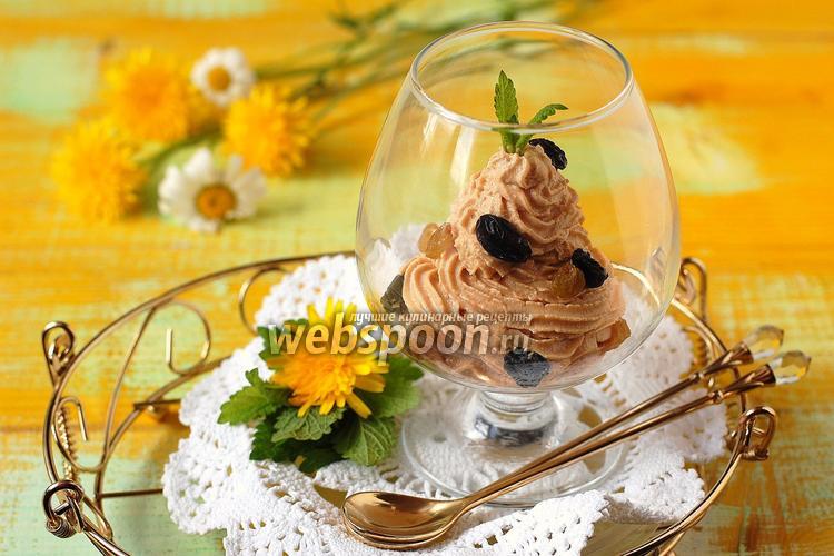 Фото Десерт из ряженки