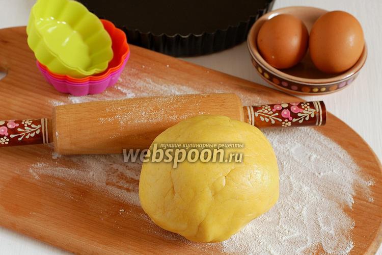 Рецепт Рубленое тесто