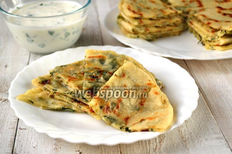 Рецепт Хычины с сыром