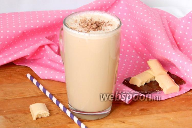 Рецепт Молочный коктейль с кофе