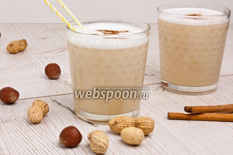 Фото Маковое молоко с корицей