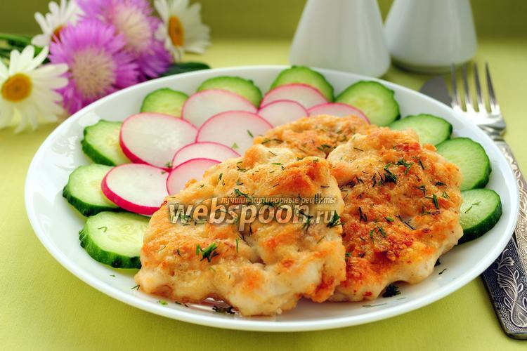 Рецепт Венские котлеты из куриного филе