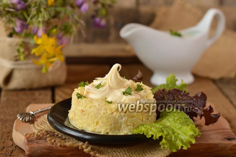 Рецепт Запеканка из капусты и творога в мультиварке