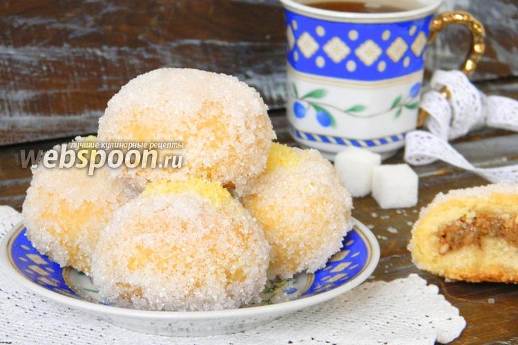 Печенье из манной крупы рецепт пошагово
