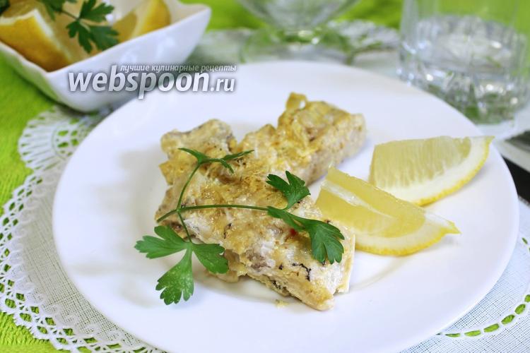 Рецепт Филе щуки в духовке