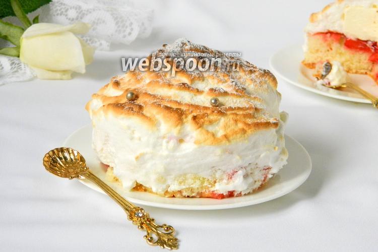 Рецепт Десерт «Аляска»