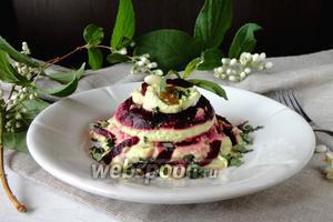 Салат марго рецепт с фото новые фото