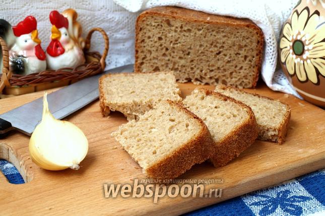 Рецепт быстрого приготовления ржаного хлеба