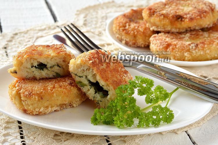 Рецепт Котлеты рыбные из путассу