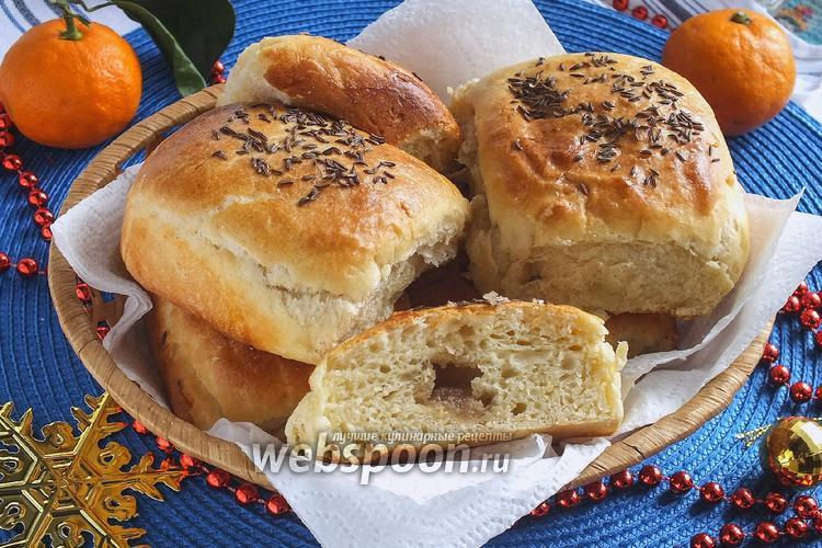 Рецепт Батские булочки