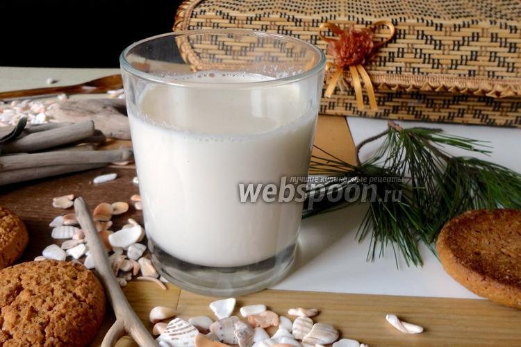 Рецепт Кедровое молоко