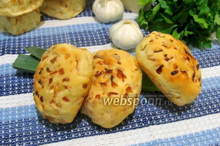 Рецепт Булочки из капустного теста
