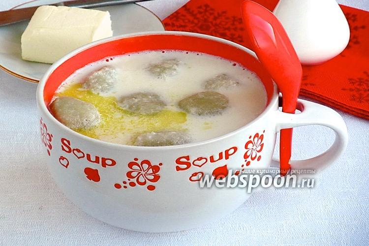 Комментарии к рецепту: Суп с клёцками новые фото