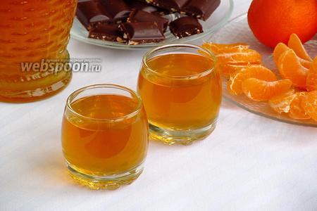 Ликёр мандариновый