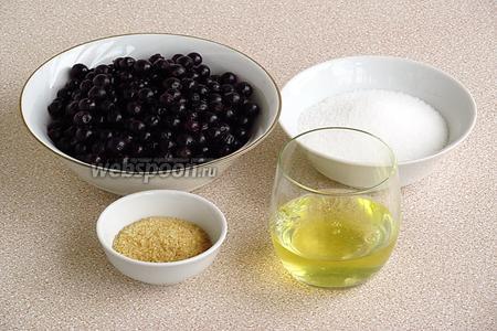 Для приготовления самбука нужно взять свежие или замороженные ягоды чёрной смородины (у меня замороженные), яичные белки, сахар, соль и желатин.