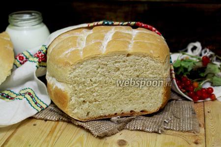 Хлеб на оливковом рассоле