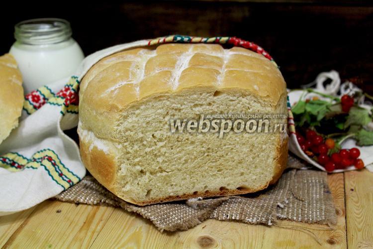 Рецепт Хлеб на оливковом рассоле
