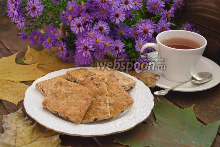 Рецепт Мономолекулярное печенье
