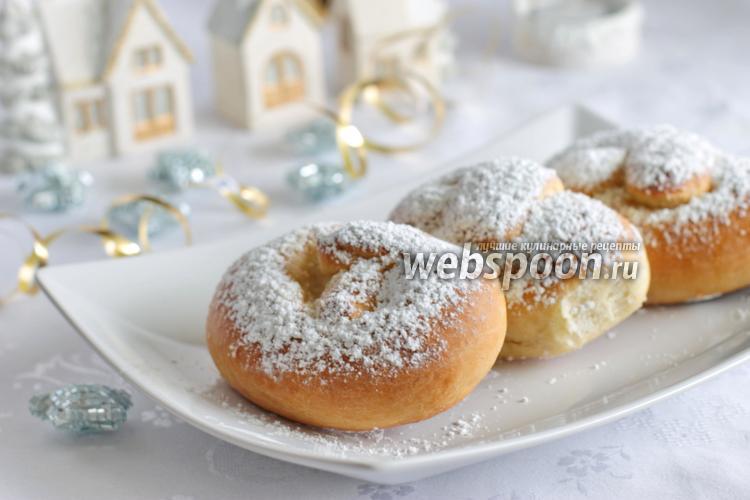 Рецепт Булочки «Брецель»