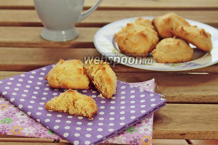 Рецепт Печенье на сгущённом молоке