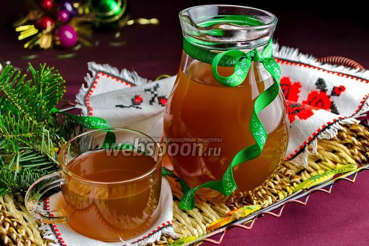 Рецепт Рождественский узвар