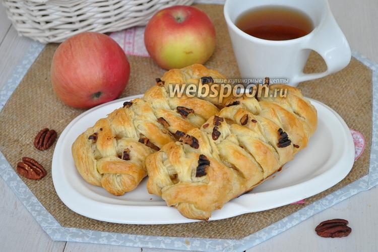 Рецепт Кленовый пекан