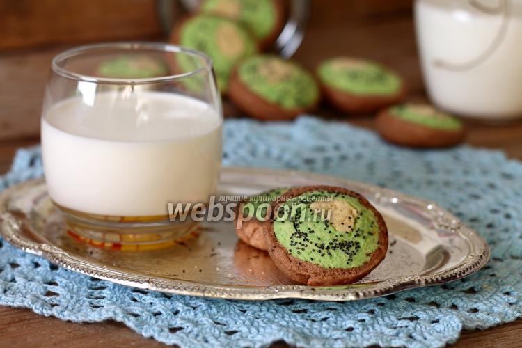 Рецепт Печенье Киви
