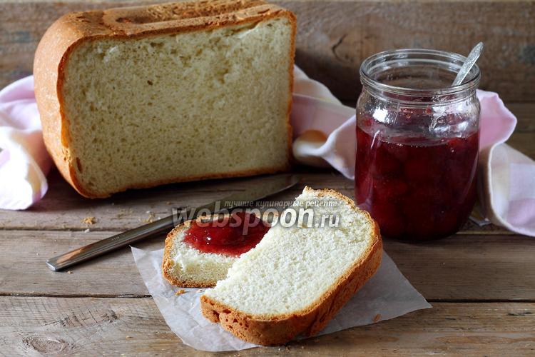 Рецепт Сметанный хлеб в хлебопечке