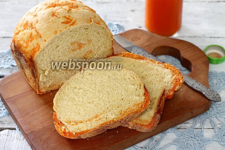 Рецепт Морковный хлеб в хлебопечке