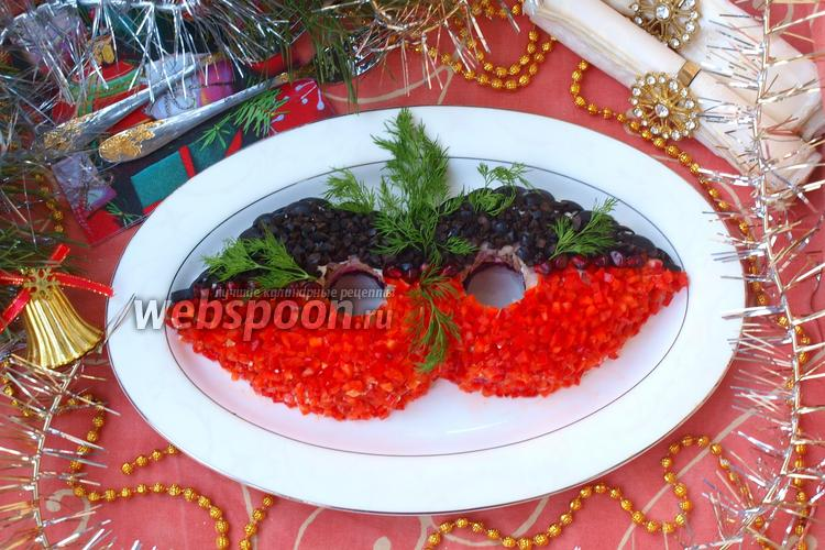 Рецепт Салат «Маска»