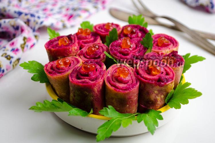 Вкусные закуски пошаговый рецепт с