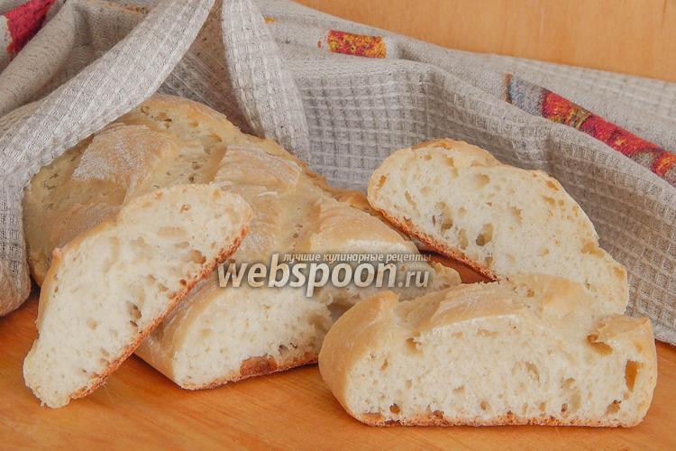 Рецепт Хлеб на рисовой заварке