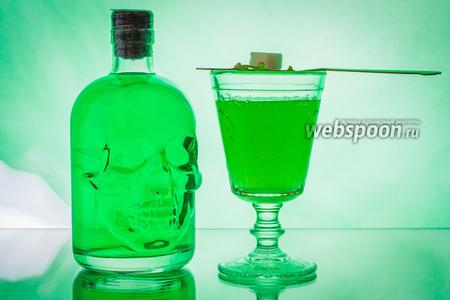 Коктейль «Зелёная фея»
