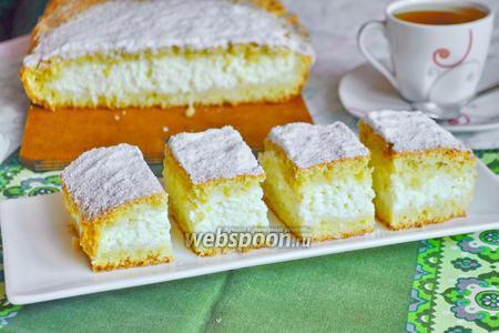 Творожный пирог по-закарпатски