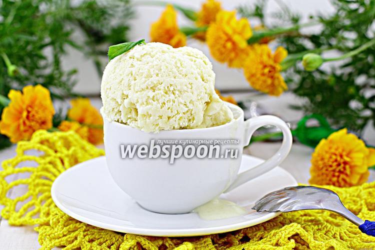 Рецепт Персиковое мороженое