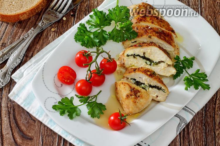 Рецепт Куриное филе в микроволновке