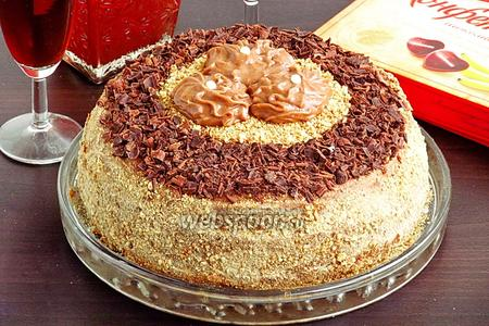Торт «Лявониха»