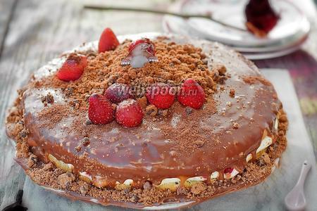 Торт «Крот»