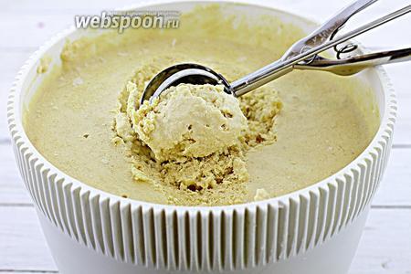 Сливочное мороженое с дыней готово. Зовите всех дегустировать лакомство. Вкусных вам десертов!