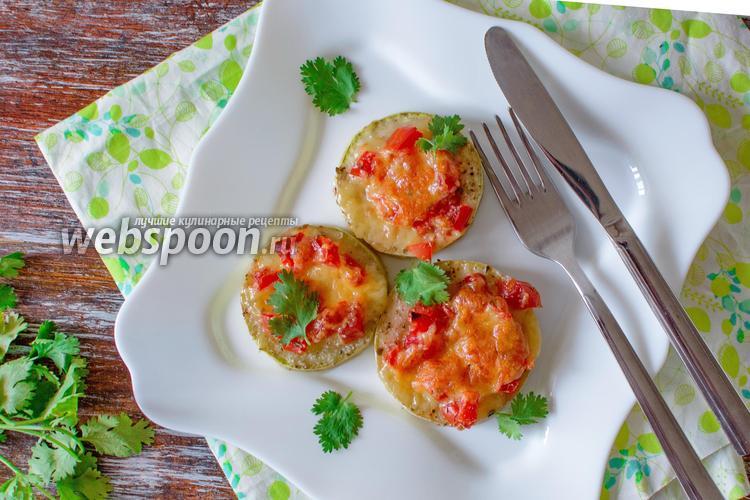 кабачки в духовке правильное питание