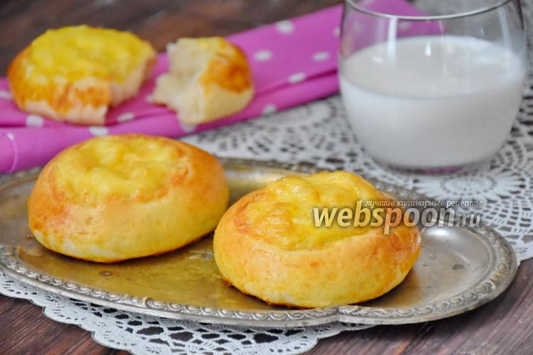 Рецепт Ватрушки с сыром