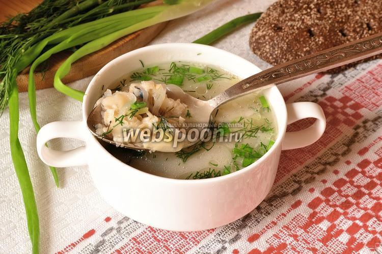 Рецепт Суп калья рыбная