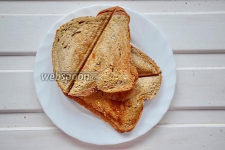 Готовые сэндвичи подавать немедленно! Приятного аппетита!