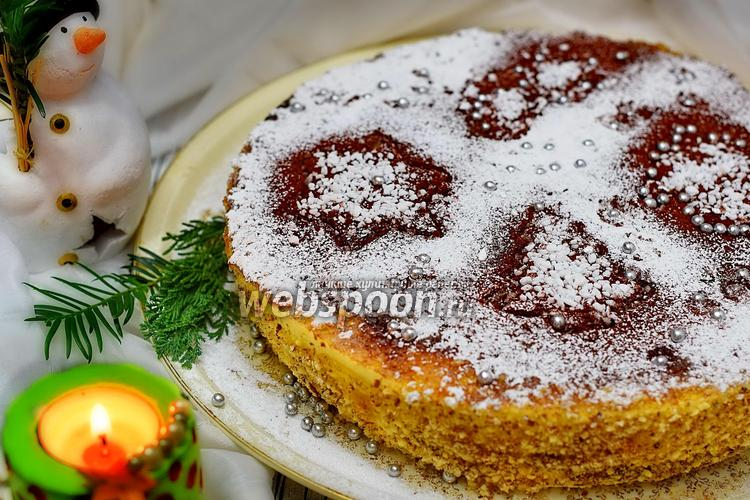 Фото Пряник-торт на Адвент