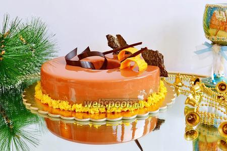 Торт Cappuccino