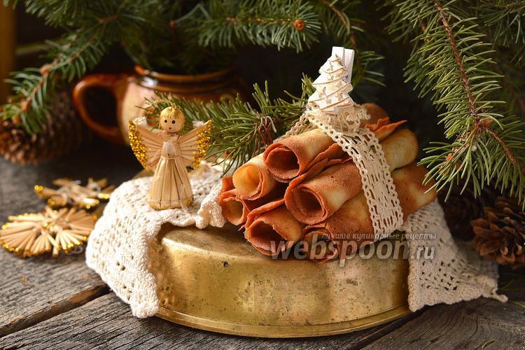 Рецепт Печенье «Палочки корицы»