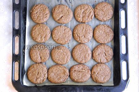 Готовое печенье должно полностью остыть.