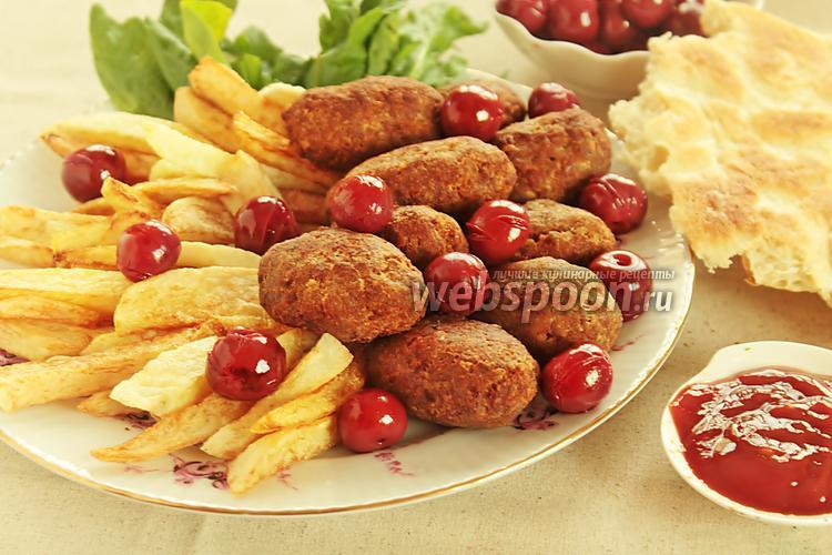 Рецепт Куру кёфте — котлеты по-турецки